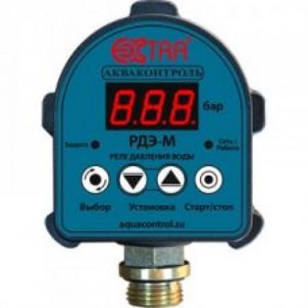 Реле давления воды электронное Акваконтроль РДЭ-10М-1,5