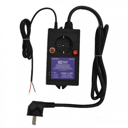 Акваконтроль УЗН-1,5П плавный пуск и защита