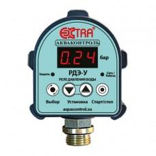 Акваконтроль РДЭ-10У-1,5 реле давления электронное