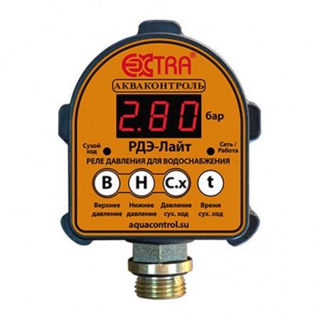 Акваконтроль РДЭ-Лайт реле давления электронное