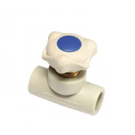 Полипропиленовый вентиль 20 мм SVE020XXXX