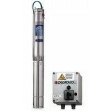 Скважинный насос PEDROLLO 4SR2m/10-P с QEM 075