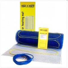 1,0 м2 / Двужильный нагревательный мат Heat`n`Warm EcoNG150-010