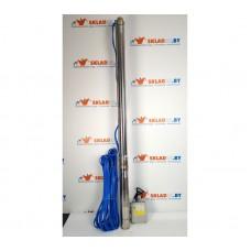 Скважинный насос MALEC 75 QJD 1-133/37-1.1