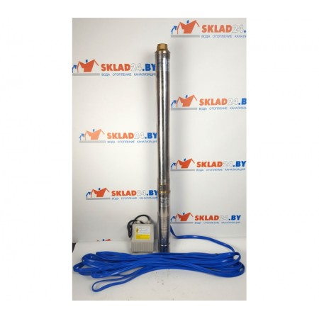Скважинный насос MALEC 75 QJD 1-72/20-0.55
